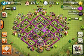 layout coc town hall level 7 blog archives the hadean clash of clans
