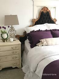 romantic shabby chic bedroom ideas hallstrom home