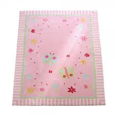 teppich kinderzimmer rosa frank teppich schmetterling 140 x 200 bei kinder räume