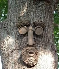 tree garden ornament sculptures statues tree decorations