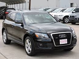 audi suv houston 2010 audi q5 awd 3 2 quattro premium plus 4dr suv in houston tx
