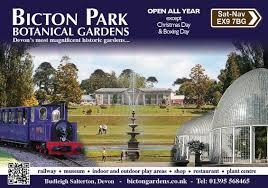 Bicton Park Botanical Gardens Bicton Park Botanical Gardens Visit Budleigh Salterton