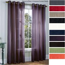Sheer Navy Curtains Decoration Purple Bathrooms Bathroom Window Curtains Beautiful