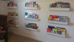 purposeful productions diy gutter bookshelves