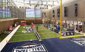 fil a fan experience best of the best sports entertainment college football hall of fame