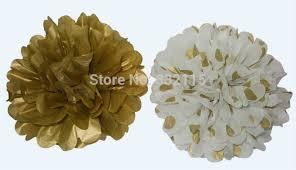 gold polka dot tissue paper online get cheap tissue paper poms gold aliexpress alibaba