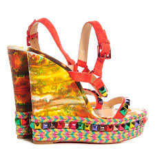 christian louboutin limited edition wedges elsoc