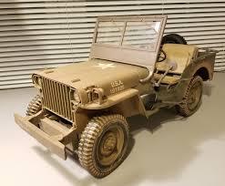 jeep tamiya 1 6 scale willys jeep rc conversion u2013 part 1 retrocosm u0027s vintage