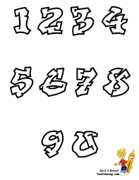 smooth graffiti abc coloring pages for you kids free alphabet