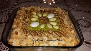 cuisine tunisienne gateau khobzet hwè gâteau sans cuisson tunisme