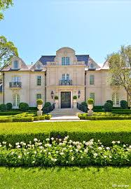 chateau style homes chateau style residential estate and formal garden house