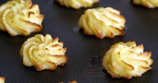 cuisiner pomme de terre pommes duchesse recette des pommes de terre duchesse pommes