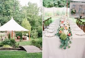 Backyard Wedding Reception by Backyard Wedding Reception Columbus Wedding Photographer