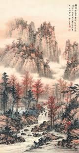 cuisine ang駘ique 20 best cn huangjunbi 黄君璧images on painting