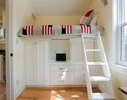bureau gigogne design interieur lit enfant ado peu encombrant lit mezzanine