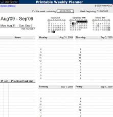 Daily Planner Template Excel Daily Planner Template Excel Thebridgesummit Co