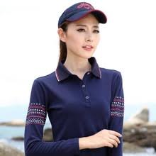 compare prices on long polo shirts women online shopping buy low