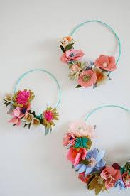 flower headbands diy 285 best felt images on felt flowers felt flower