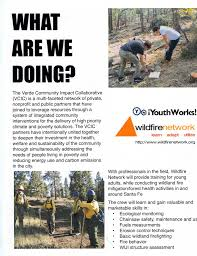 Wildfire Credit Union Hours by The Verde Community Project Youthworks
