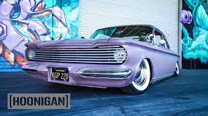 hoonigan stickers on cars hoonigan dt 049 hand built lowrider corvair youtube