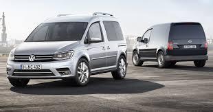 vw minivan 2015 2016 volkswagen caddy revealed photos 1 of 15