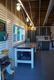 Workbench Lighting Cages Around Keyless Light Fixtures