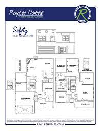 raylee homes floor plans home plan
