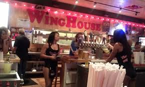 Winghouse Grabbing A Bite In Kissimmee And Downtown Disney Mom U0027s Guide To
