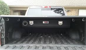 Ford Ranger Truck Tool Box - auxiliary transfer tanks toolbox combos the fuelbox