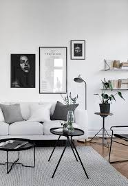 marvellous scandinavian living room design pictures ideas tikspor