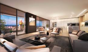 Penthouse Design Woods Bagot Unveils Design For Ultra Luxe Penthouses