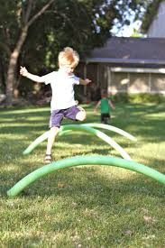 hurdle run i can teach my child