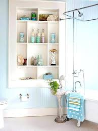 Small Bathroom Shelves Bathroom Shelf With Towel Bar Engem Me