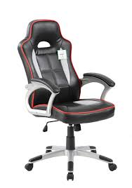 ergonomic computer chairs black and red office chair reclining