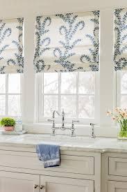 kitchen shades ideas great kitchen window treatments shades and best 25 window