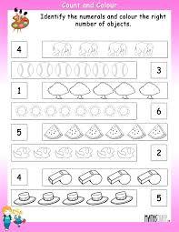 color worksheet for kindergarten pdf worksheets preschool and