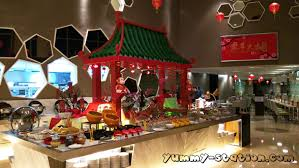 New Year Buffet Decoration by Yummy Station The One Stop Station For All Yummy Food