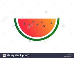 watermelon vector vectors cut out stock images u0026 pictures alamy