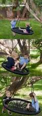 Cool Backyard Toys by Sky Island Swinging Platform For Fun Kicking Back Or Even