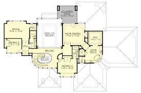 Modern House Plans With Photos Modern House Plan With 4 Bedrooms And 4 5 Baths Plan 9739
