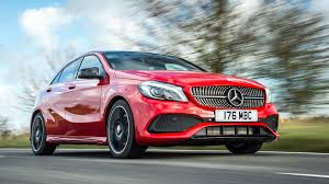 used mercedes benz a class cars for sale on auto trader uk