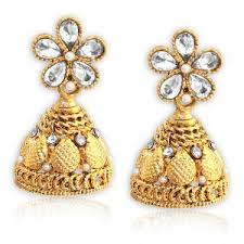 buy jhumka earrings online kashmiri jhumka earrings buy kashmiri jhumka earrings online
