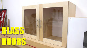 shaker kitchen cabinet doors with glass how to make glass cabinet doors