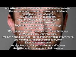 Wikipedia Donation Meme - ideal wikipedia donation meme 2010 wikipedia fundraising caign