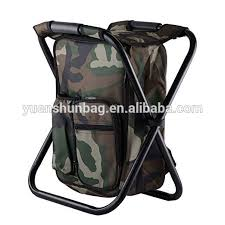Folding Chair Backpack Cooler Backpack With Folding Chair Cooler Backpack With Folding