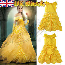 beauty and the beast costume ebay