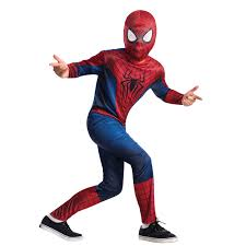 halloween costume spiderman kids amazing spider man costume morph costumes us