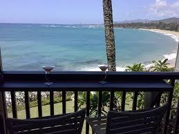 oceanfront kauai condo rental remodeled bat vrbo
