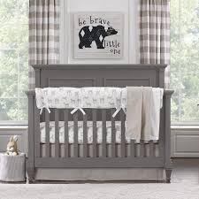 Crib Bedding Neutral Gender Neutral Crib Bedding Liz And Roo