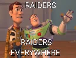 Raiders Meme - meme maker raiders